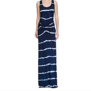 Young Fabulous & Broke Hamptons Tie Dye Maxi Dress